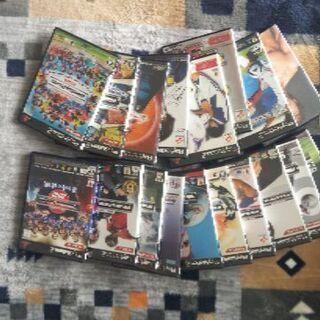 PS2サッカーソフト大量