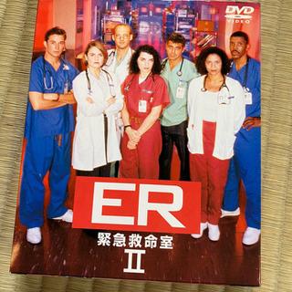 ER救急救命室 シーズン2 DVD(値下げしました)