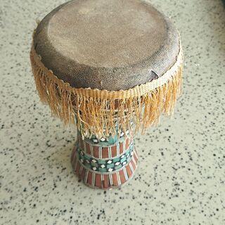 楽器 ドラム (アフリカ)
