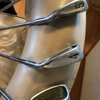 S.4.5.6の4本のゴルフクラブ アイアン婦人用