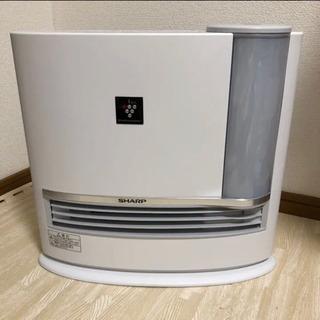 美品!SHARP空気清浄機・加湿機・暖房機1台3役