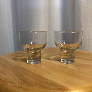 日本酒グラス お猪口 2個セット