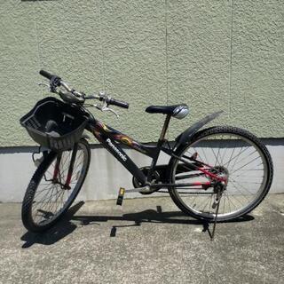 お取引中 男の子用自転車(26インチ)の画像