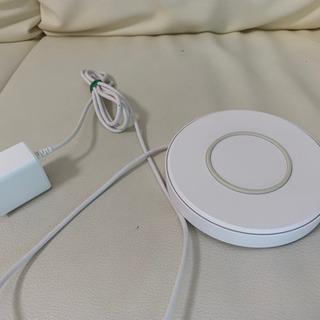 これからデンキ デンキポート ワイヤレス充電器 Y1001