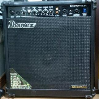 ベースアンプ 35W Ibanez SoundWave35
