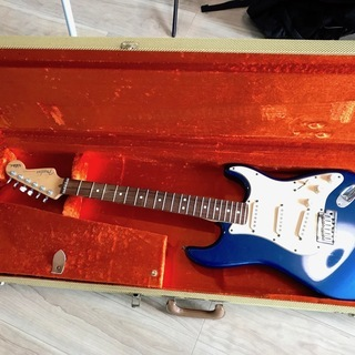 Fender ストラト ギターケース