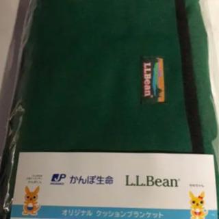 L.LBeanコラボ ブランケット 5枚セット