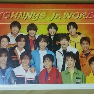 JOHNNYS Jr. WORLD1