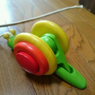 プラントイズ かたつむりの手引きおもちゃ