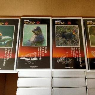 NHK地球ファミリー35巻セット