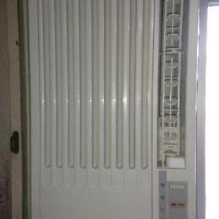 【取引終了】ハイアール Haier  ウインド形冷房専用エアコン