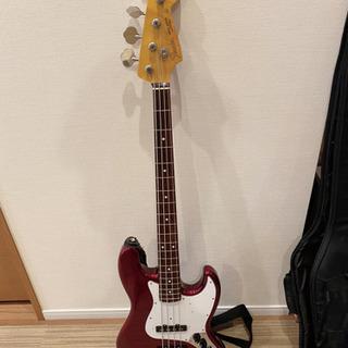 Fender Japan JB62 OCR ジャズベース