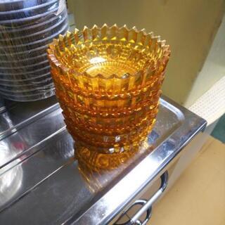 ガラス皿5枚 ⑥