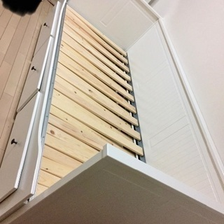 IKEA デイベッド シングル→ダブル
