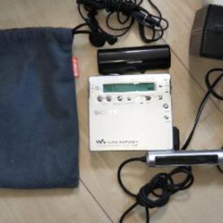 SONY MD walkman MZ-R900