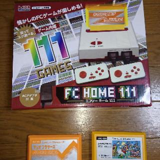 [値下げ]ファミコン互換機 FC ホーム111+スーパーマリオ+...