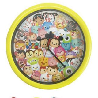 ディズニー ツムツム 時計
