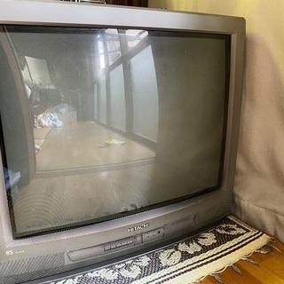 29型ブラウン管テレビ 日立