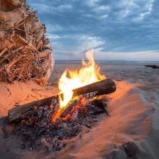 【お気軽に!】焚火を愛するキャンプ仲間募集
