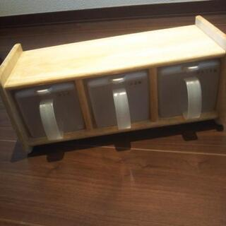 東京インテリアで購入❤️美品❤️キッチン収納棚定価9800円+税