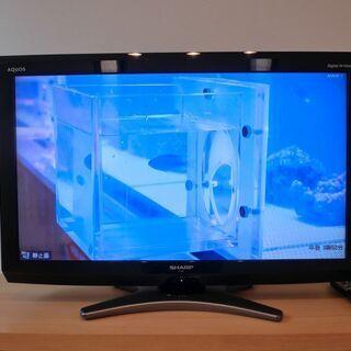 【完売しました】32インチSHARP液晶テレビLC-32E7