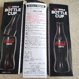 EXILEコラボ コカコーラボトルカップ - 京都市