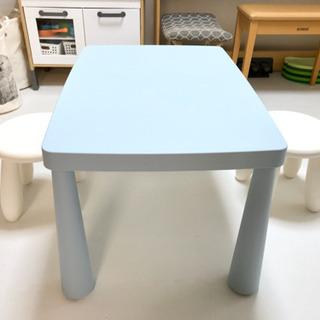 IKEA マンムット MAMMUTシリーズ テーブル イスセット 北欧