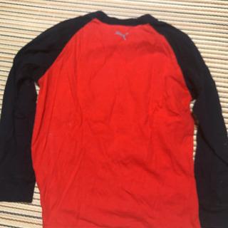 PUMA 長袖Tシャツ 130