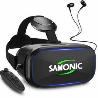 3D VRゴーグル 「イヤホン、Bluetoothコントローラ、...
