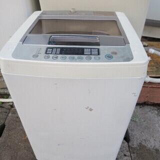 LG洗濯機5.5キロ WF-55WPB 年式不明