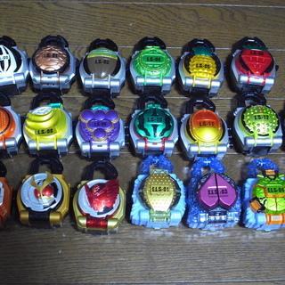 仮面ライダー鎧武  SGロックシード 19個