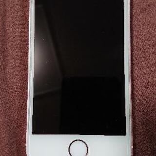 「値下げしました」iPhone se 32GB ローズゴールド