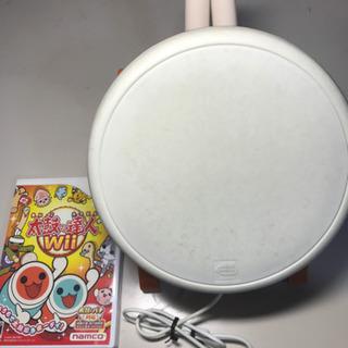 【値下げ】太鼓の達人 Wii セット