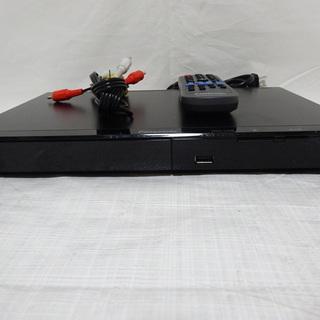 パナソニック DVDプレーヤー DVD-S500-K