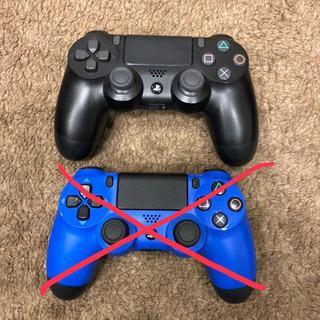 【旧型青は売り切れ】PlayStation4 純正コントローラー新型