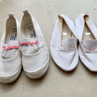 女の子用靴いろいろ