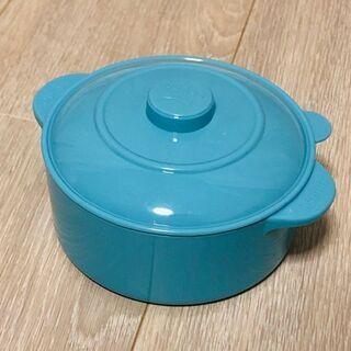 ブルーノランチBOX(ブルーノ弁当箱)水色 新品