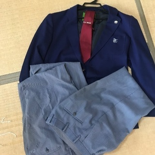 武岡台高校男子制服