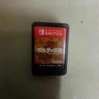 Switch ゼルダの伝説ブレスオブワイルド