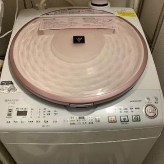 洗濯機 SHARP