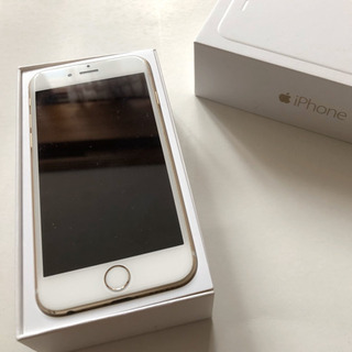 iPhone6  128GB