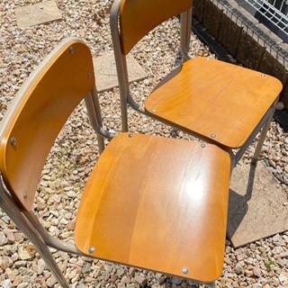 学校 椅子