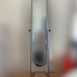 【無料】全身鏡 調整可能