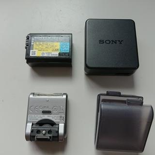 ソニー カメラ用ACアダプター フラッシュ バッテリー