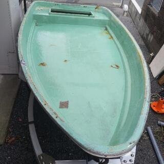 10フィート FRP ボート 免許不要 2馬力対応