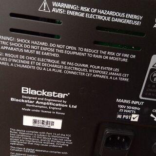 ブラックスターHT-1R中古