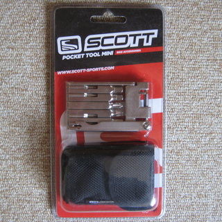 SCOTT POCKET TOOL MINI 未使用・未開封