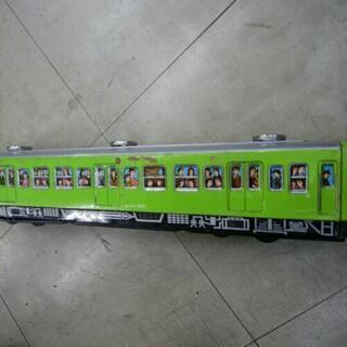 ブリキ電車!