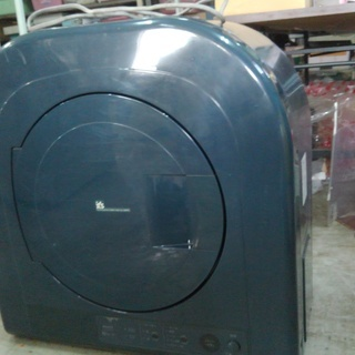 格安中古短期使用 衣類乾燥機 サンヨー 紺 CDS-5 3KG、...