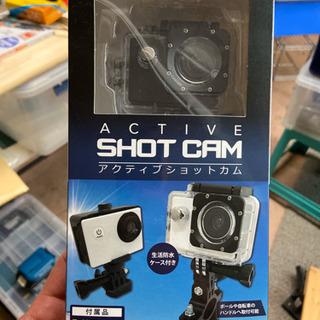 アクションカメラ要りませんか?の画像